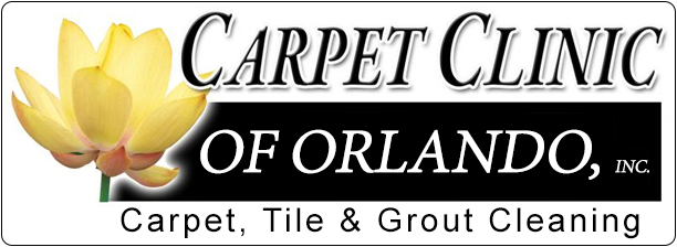 Carpet Clinic Orlando Logo